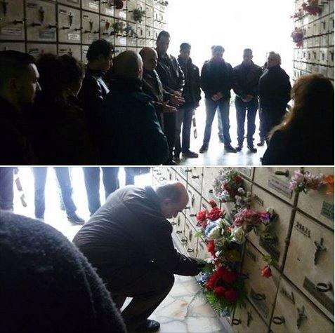 In Memoriam: Alfredo Guereño (1987 - 9 de Julio - 2016)