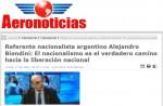 reportaje a biondini-aeronoticiasdeperu