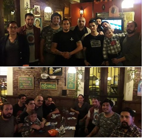 Kalki se reunió con jóvenes santafesinos, pioneros del Partido en la ciudad de Rosario